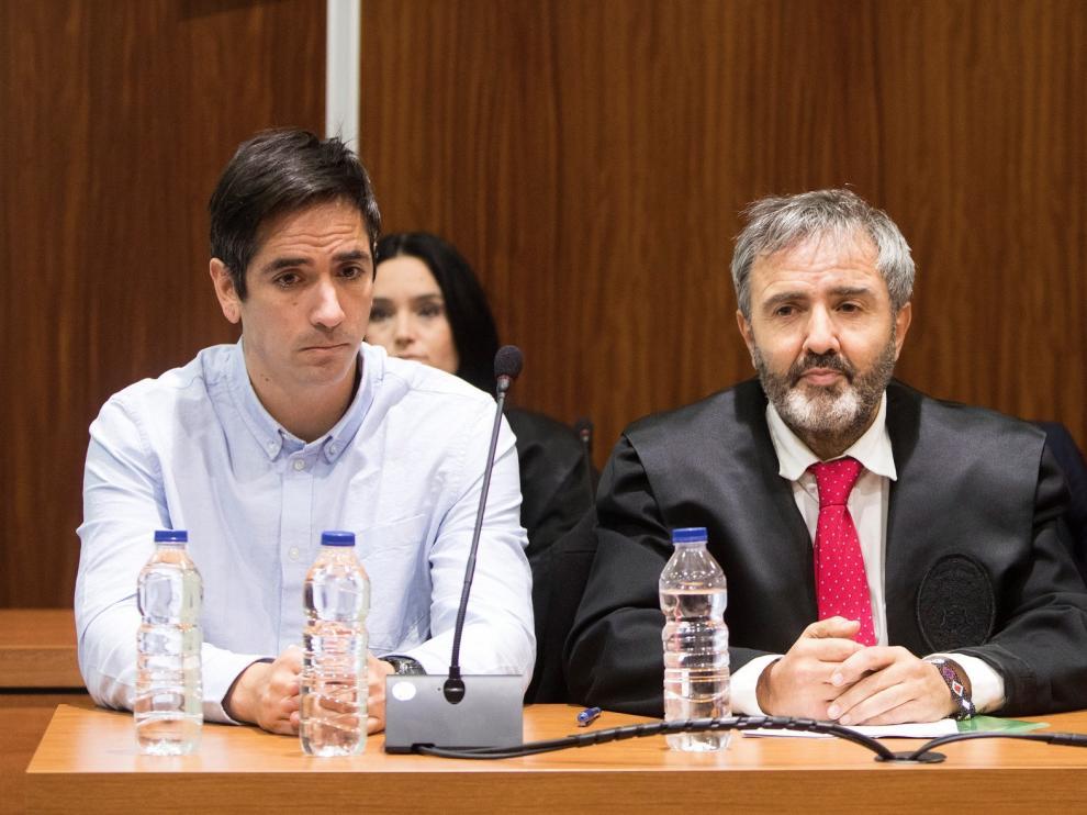 """Rodrigo Lanza, condenado a cinco años de prisión por el denominado """"crimen de los tirantes"""""""