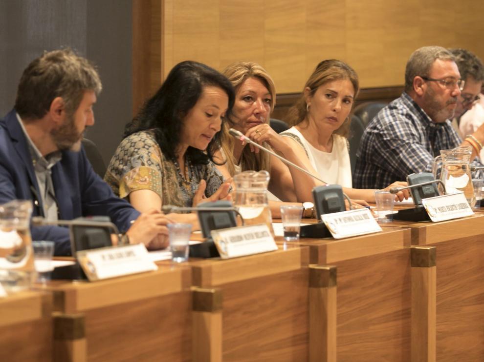 El PP de Huesca reclama a Luis Felipe acciones inmediatas con los contratos municipales