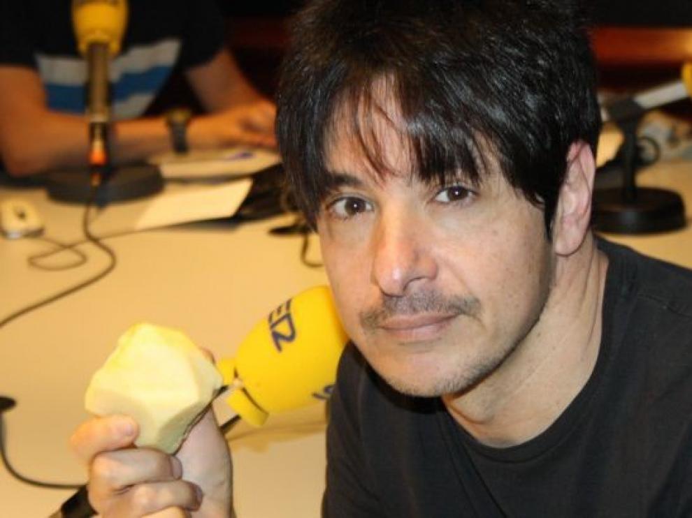 """Juan Carlos Ortega: """"Lo que yo hago es humor a secas, sea lo que sea eso"""""""