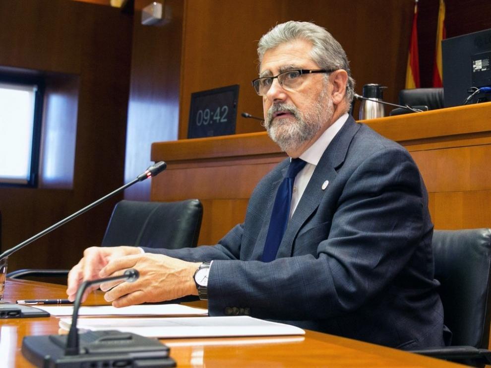 Mayoral se presentará a la reelección como rector de Universidad de Zaragoza