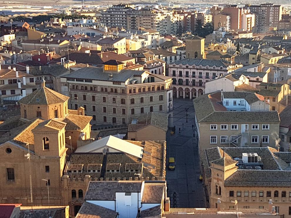 """IU pide un """"pacto por Huesca"""" para superar los efectos de la pandemia"""