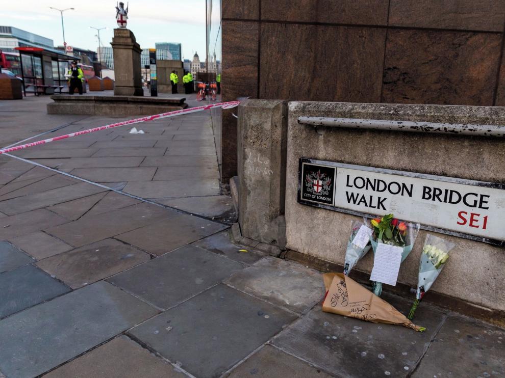 El terrorista de Londres cumplió condena por planear atentados