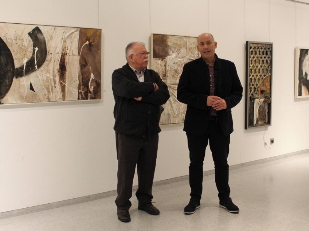 Redolarte celebra con una muestra en Binéfar su décimo aniversario
