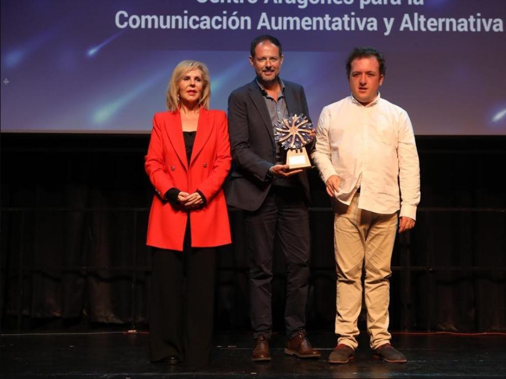 El portal Arasaac recibe el Premio Autismo España de este año