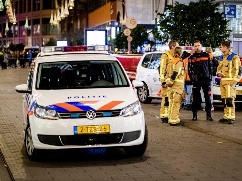 La Policía holandesa detiene al presunto autor del apuñalamiento en La Haya