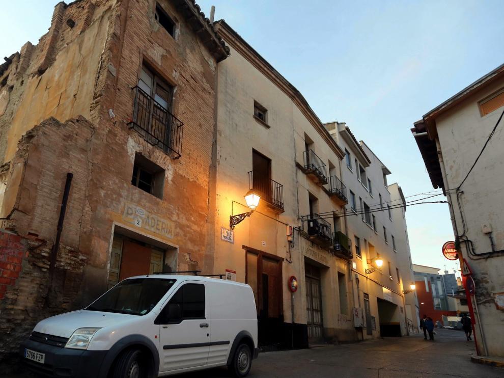 Pisos okupas en Huesca, un problema reducido a zonas concretas y casos puntuales