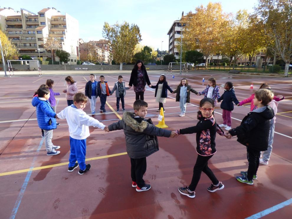 El colegio Alto Aragón de Barbastro cumple 50 años