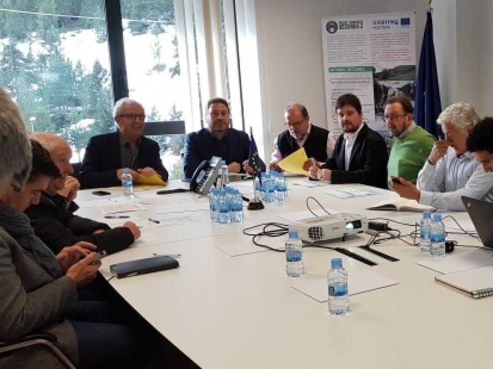 Nuevas inversiones para la mejora de la seguridad vial en el Túnel de Bielsa-Aragnouet