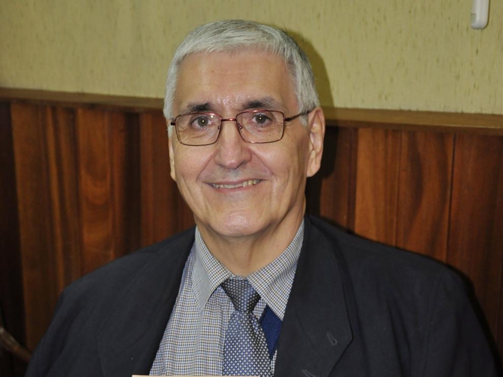 """Domingo Buesa: """"Este libro es un homenaje evidente a la ciudad de Jaca"""""""