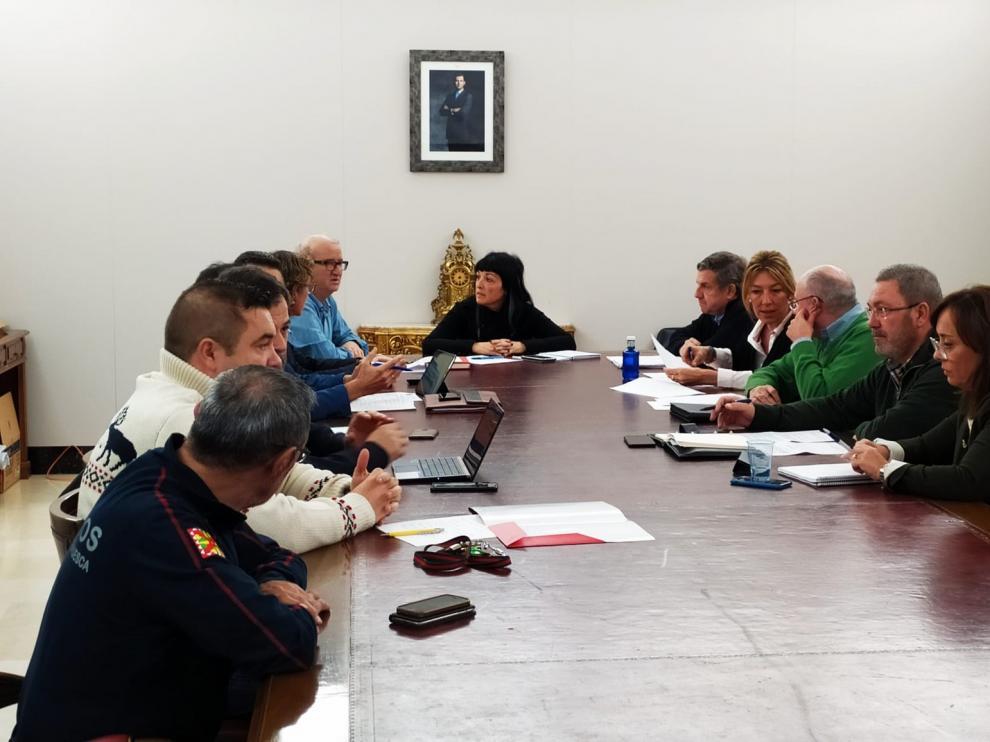 El Ayuntamiento de Huesca exige a la DGA explicaciones por los menas
