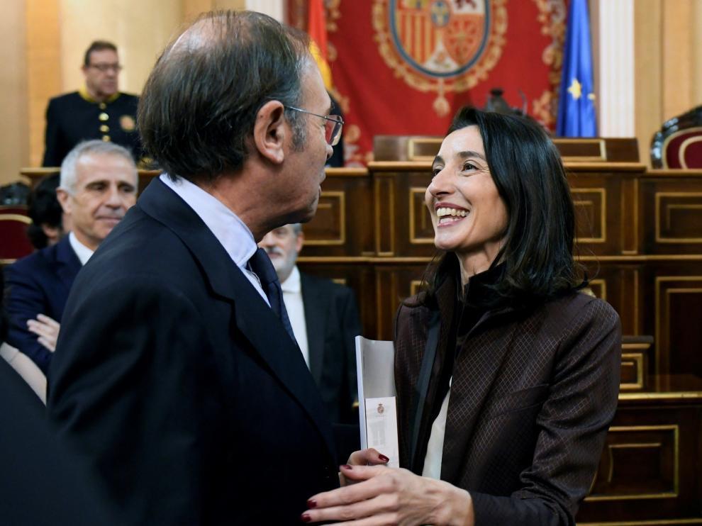 Pilar Llop, ex Delegada del Gobierno para la Violencia de Género, elegida presidenta del Senado