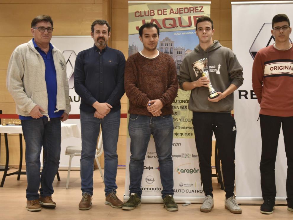 Bayo gana el XII Ciudad de Huesca