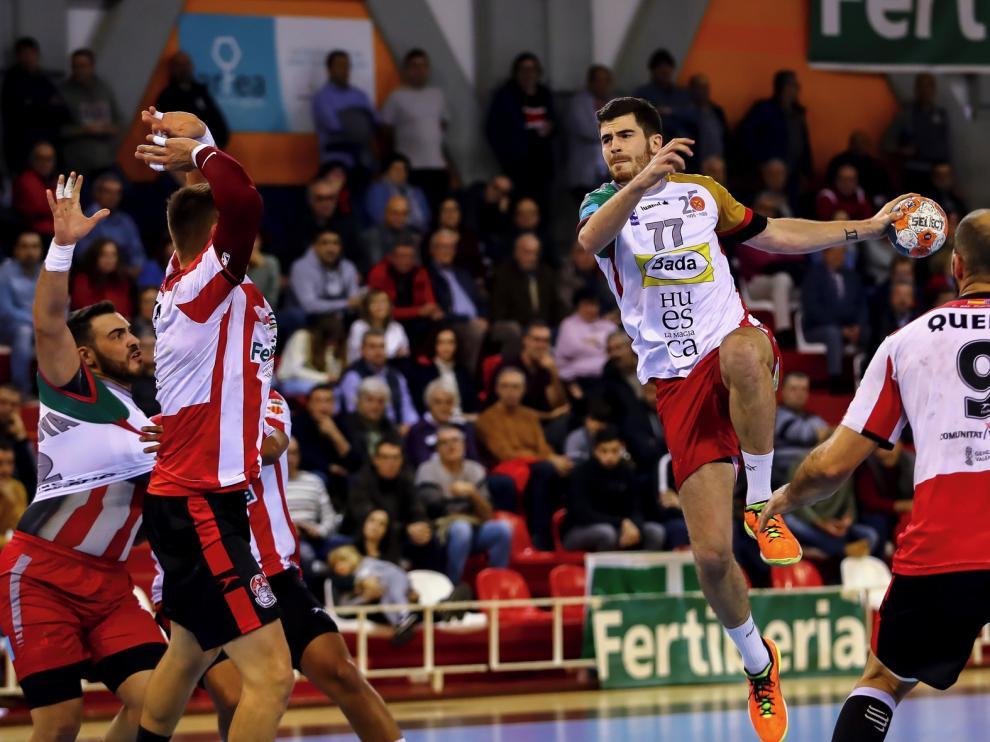 Bada Huesca, a quitarse miedos ante un poderoso rival
