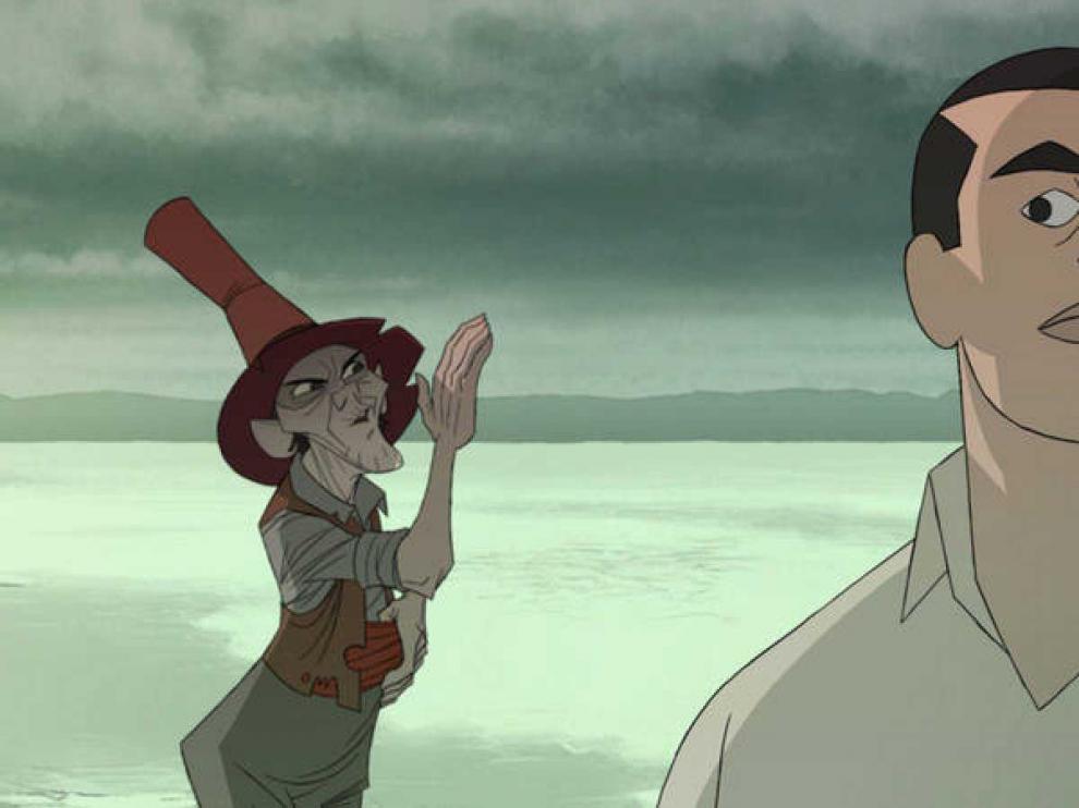 """""""Buñuel en el laberinto de las tortugas"""", a por el Annie"""