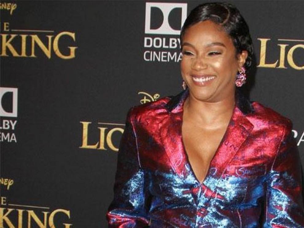 Tiffany Haddish dice que presentará los Oscar si le pagan y tiene compañía