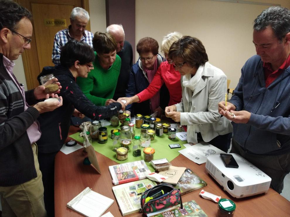 Concluye el programa comarcal que invita a los vecinos de la Hoya a un consumo consciente