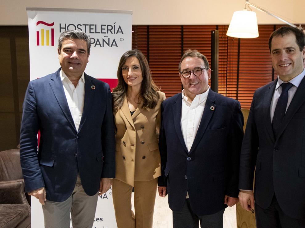 La hostelería de Aragón facturó casi 3.000 millones de euros y representó un 4,9% de la riqueza regional en 2018