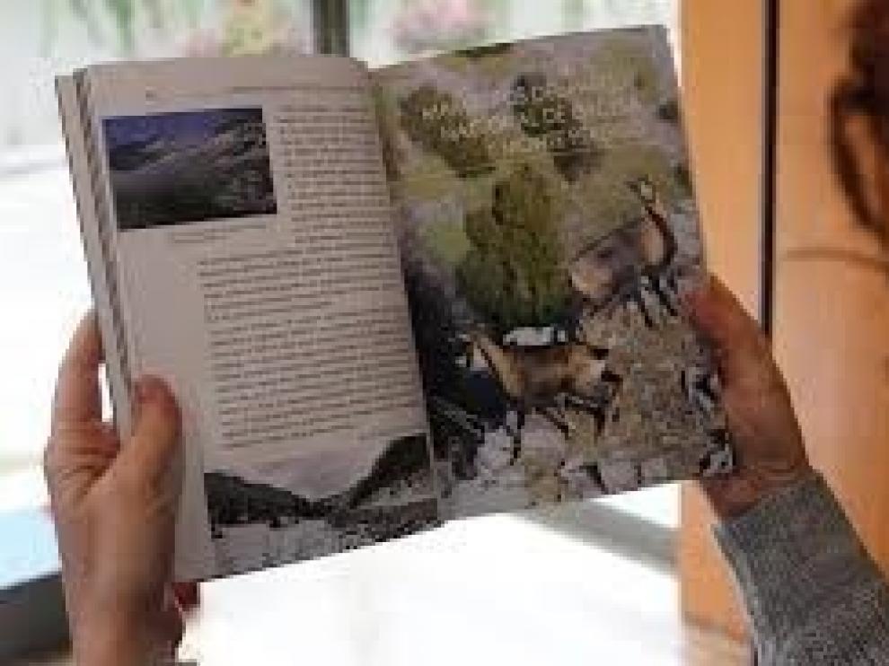La DPH y Prames editan un libro sobre los 'Mamíferos del Parque Nacional de Ordesa y Monte Perdido'