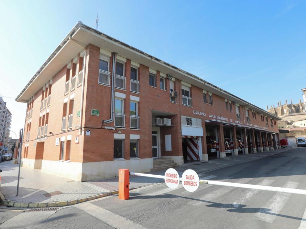 El Consistorio de Huesca confía en que la DGA dé la ayuda para bomberos en 2020
