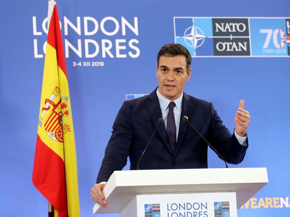 España resalta su compromiso para fortalecer la Otan