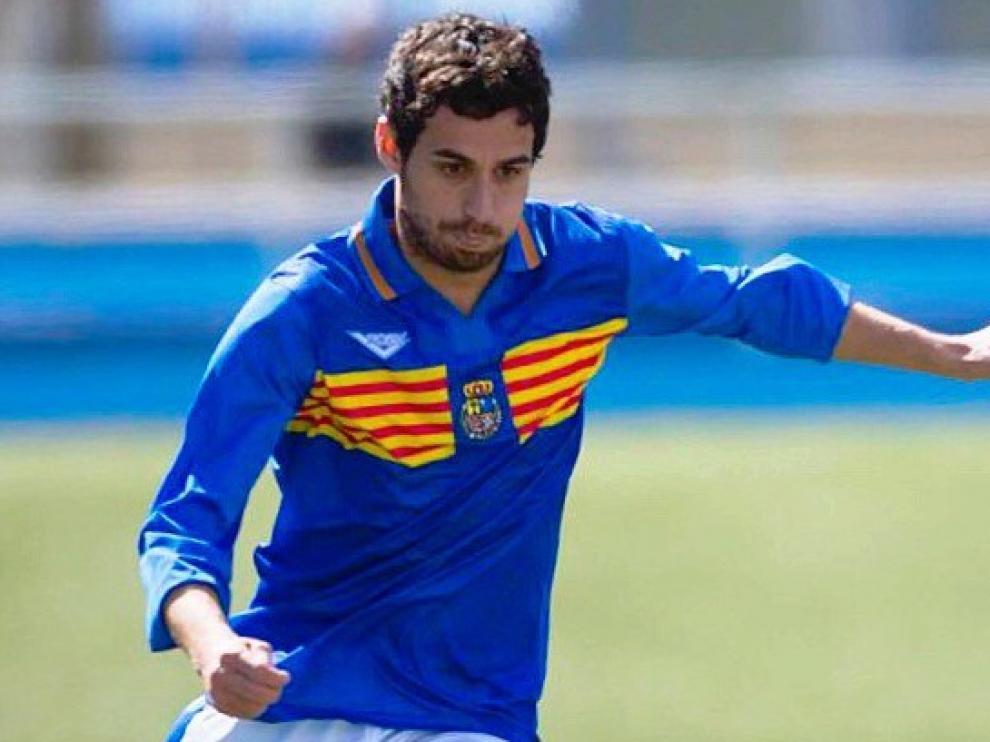 Luis Costa tira de galones con la selección aragonesa UEFA