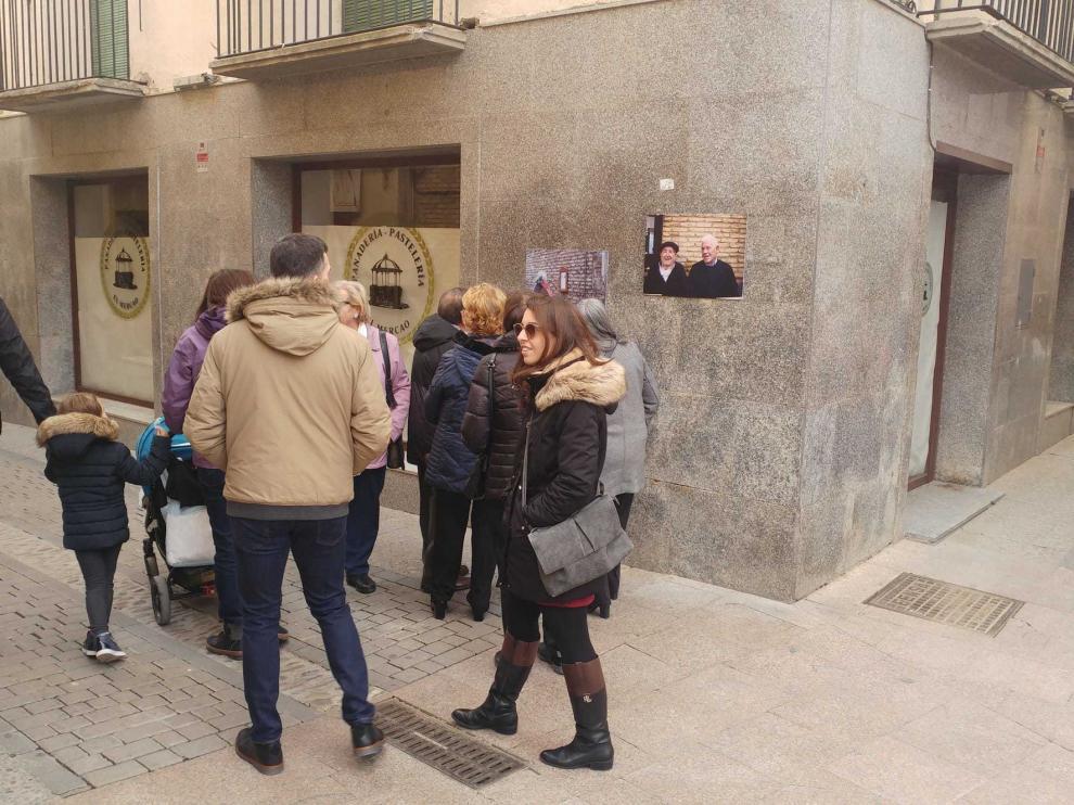 La Escuela de Arte de Huesca desarrolla un proyecto en Corella
