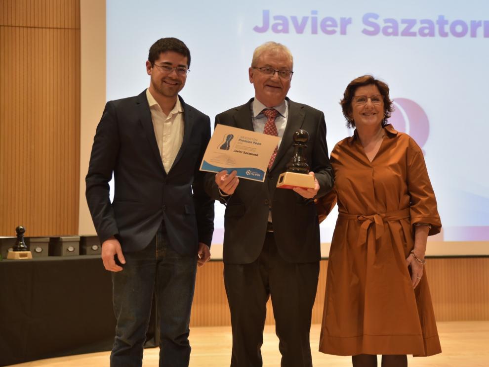 La Fundación Rey Ardid premia la labor de Somontano Social