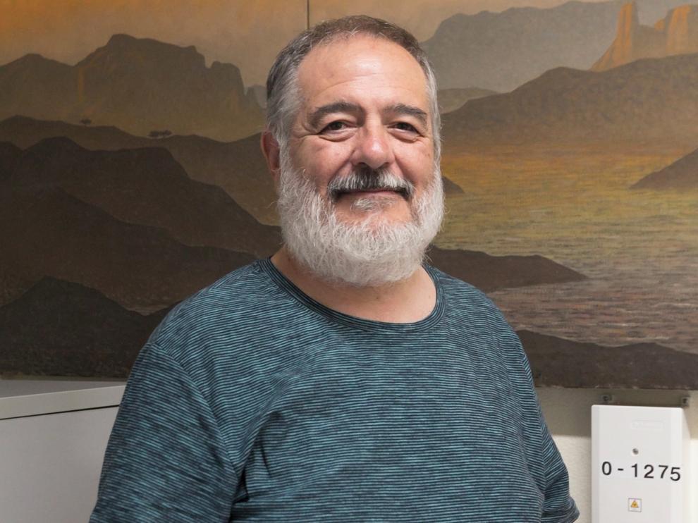 """Antonio Camacho: """"El modelo de vida que llevamos es insostenible y habrá colapso sí o sí"""""""