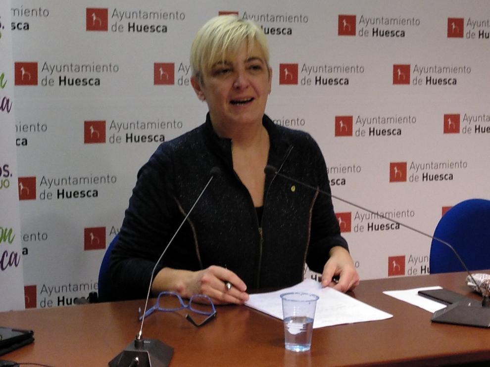 """Con Huesca plantea un presupuesto """"progresista"""" al PSOE"""