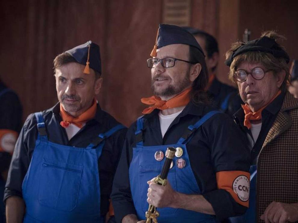 José Mota despedirá el 2019 en TVE recreando un golpe de estado