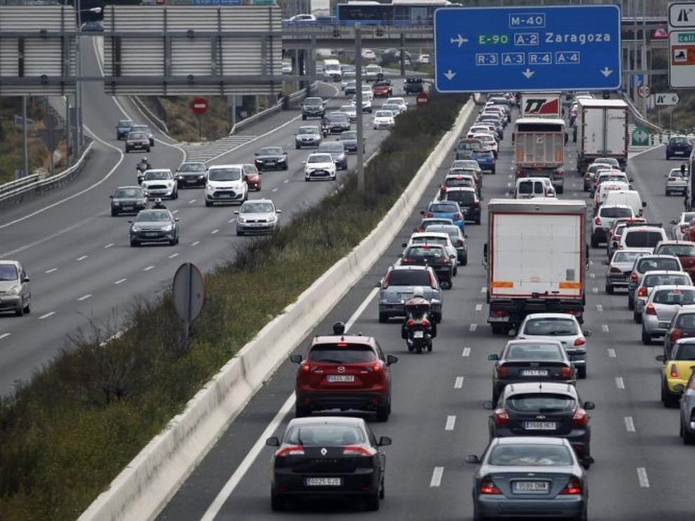 Tráfico prevé 570.000 desplazamientos de vehículos durante el puente de la Constitución