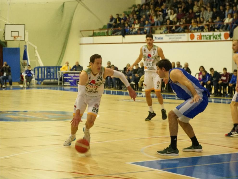 Levitec Huesca se queda sin acierto al final (86-76)