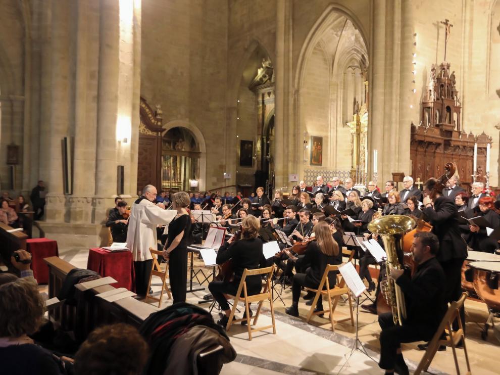 Huesca celebra este sábado el 400 aniversario del Tota Pulchra