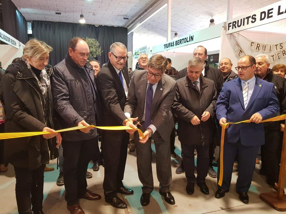 La Feria de la Trufa en Sarrión se consolida como referente nacional