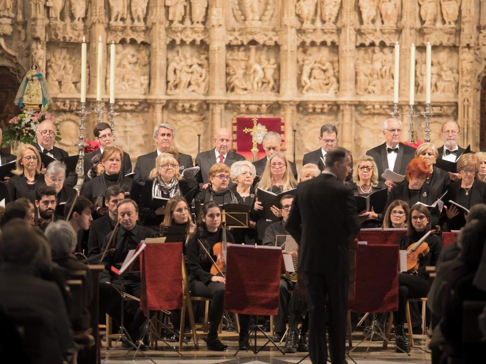 La Catedral de Huesca acogerá el 7 de diciembre el tradicional Tota Pulchra