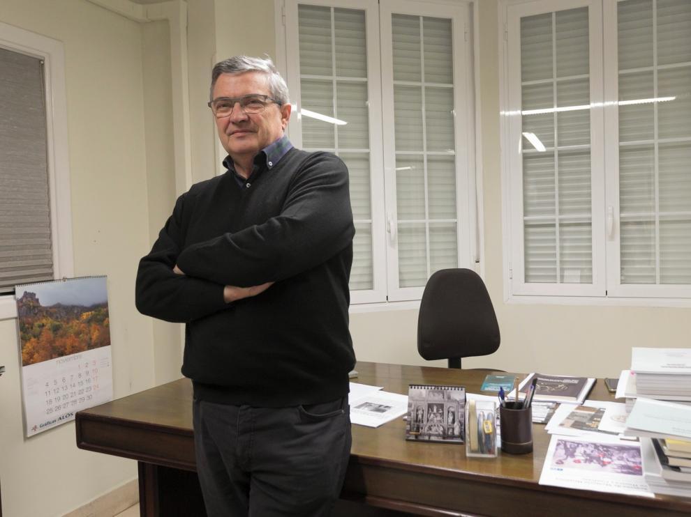"""Fernando Alvira: """"El Instituto no debería perder su autonomía al planificar actividades"""""""