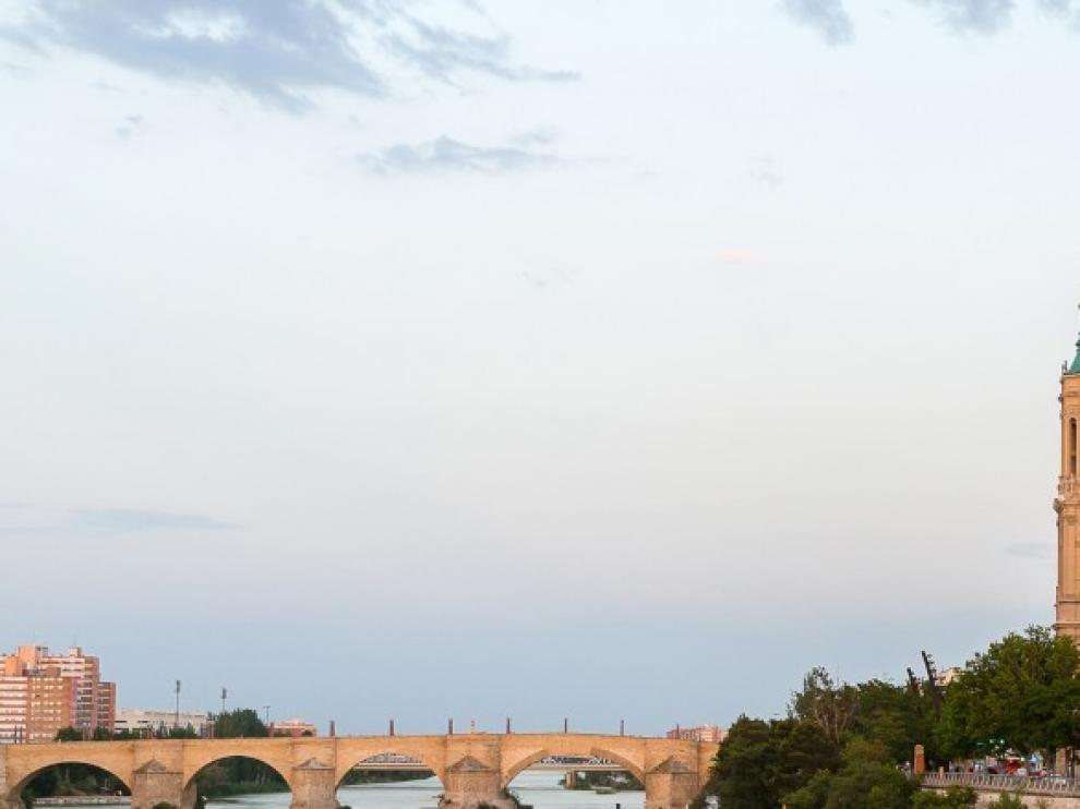 Zaragoza tiene buena calidad del aire y prepara medidas de mejora