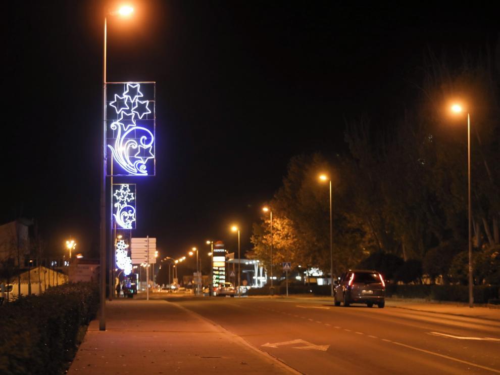 La Navidad pasa de largo en mitad de la calle