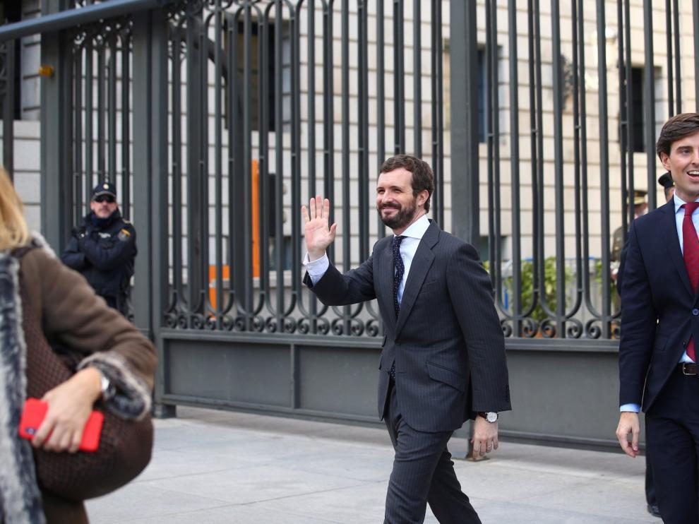 El PP aprecia blanqueo en el uso de Sánchez de la Constitución