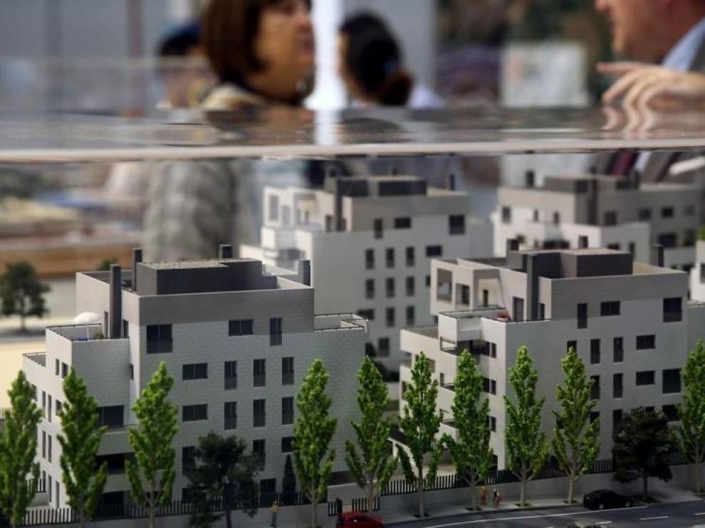 El precio de la vivienda sube un 4,7% en el tercer trimestre