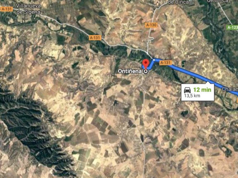 La DPH mejorará el firme de la carretera que une Ballobar con Candasnos y Ontiñena