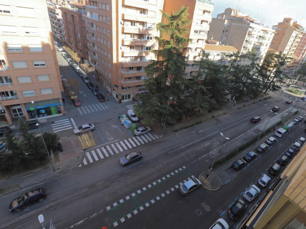 Diez empresas optan a la segunda fase de las obras en Ramón y Cajal de Huesca