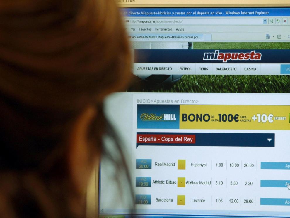 El perfil del ludópata cambia a apuestas online y deportivas