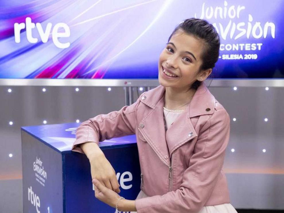 Melani protagonizará la cabalgata de reyes de TVE