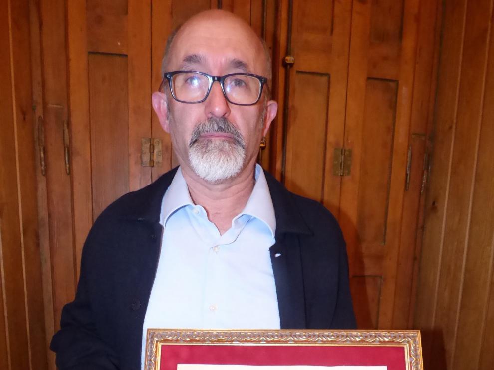 """Andrés Castro Merino: """"No entiendo el miedo que hay a cosas tan insignificantes como un cartel"""""""
