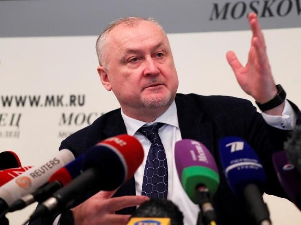La Agencia Mundial Antidopaje excluye a Rusia de las competiciones durante 4 años