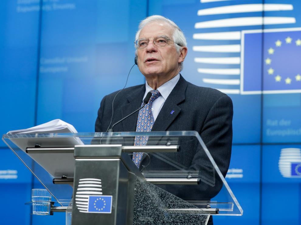 Josep Borrell aboga por la unidad de la UE para ser una potencia global
