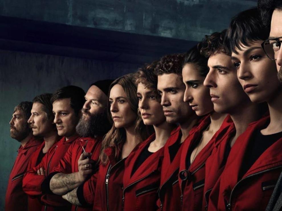 """La cuarta temporada de """"La casa de papel"""" se estrena el 3 de abril"""