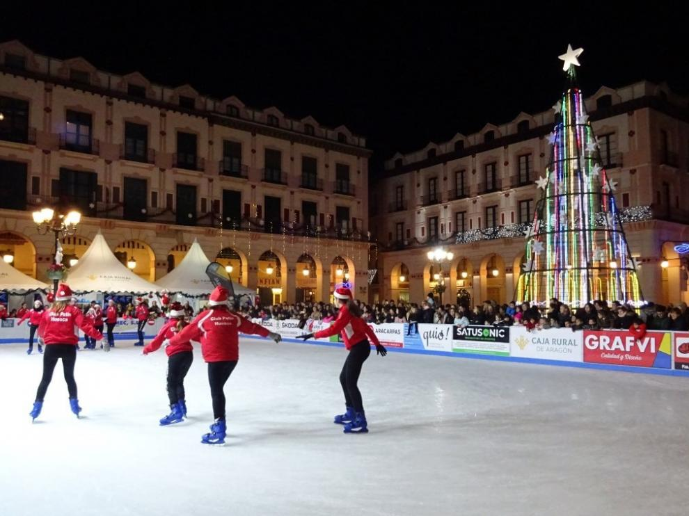 La Oficina de Turismo de Huesca ha recibido unas 1.400 visitas durante el puente