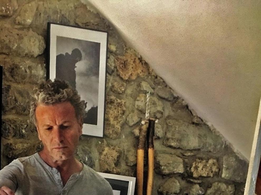 "Ricardo Montoro: ""Expongo cuadros que nadie había visto antes"""